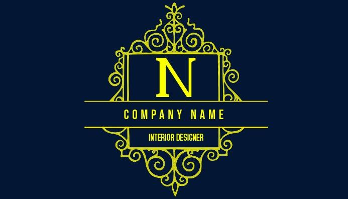 Presentation / Business Card of a Company