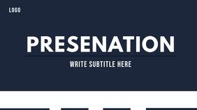 Presentation Slides Template Presentatie (16:9)