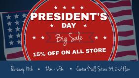 President's Day Big Sale Digital Display Image