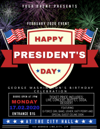 President's Day Celebration Event