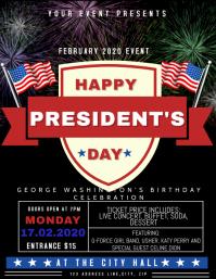 President's Day Celebration Event
