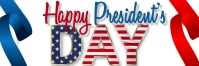 President's Day Template Twitter-header