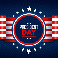 president day,memorial day 4th of july Instagram-bericht template