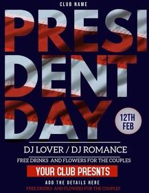 President flyers