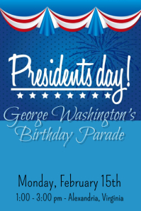 President's Day Parade