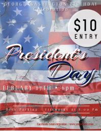 PRESIDENTS DAY Celebration