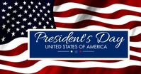 PRESIDENTS DAY Facebook Shared Image template