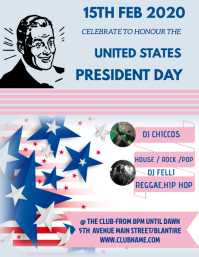 PRESIDENTS DAY FLYER