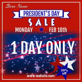 Presidents Day Video