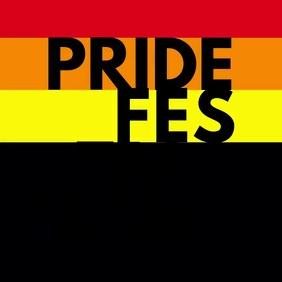 Pride Festival Live LGBT Gay Flag Square Vid