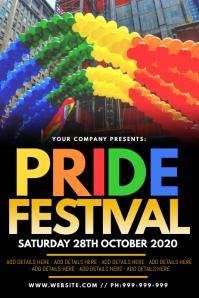 Pride Festival Poster