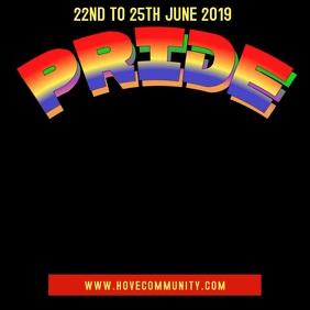 Pride Instagram Template