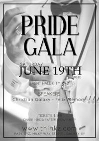 Pride Nights Gala Dinner Congress Event Ad