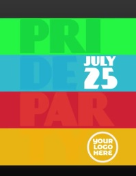 Pride Party LGBT Event Video Flyer