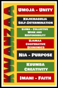 Principals of Kwanzaa