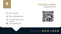printable business card template design Визитная карточка