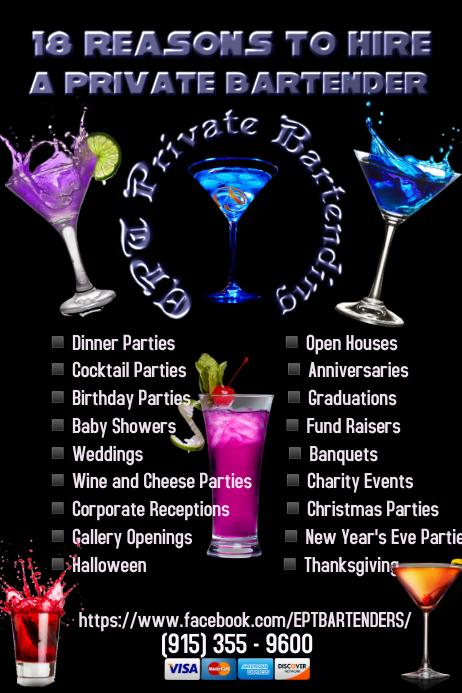 private bartender