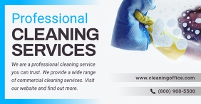 Professional Cleaning Service Business Facebo Facebook Shared Image template