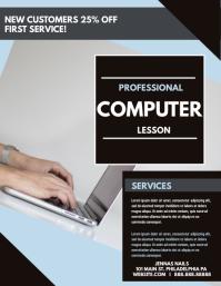 PROFESSIONAL COMPUTER LESSON