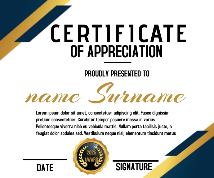 professional diploma certificate template 中型广告