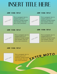 educational poster templates | postermywall, Powerpoint templates