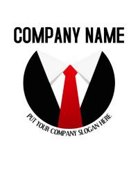 Professional Logo Volante (Carta US) template