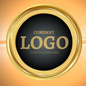 professional logo design template โลโก้