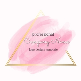 professional logo design Template