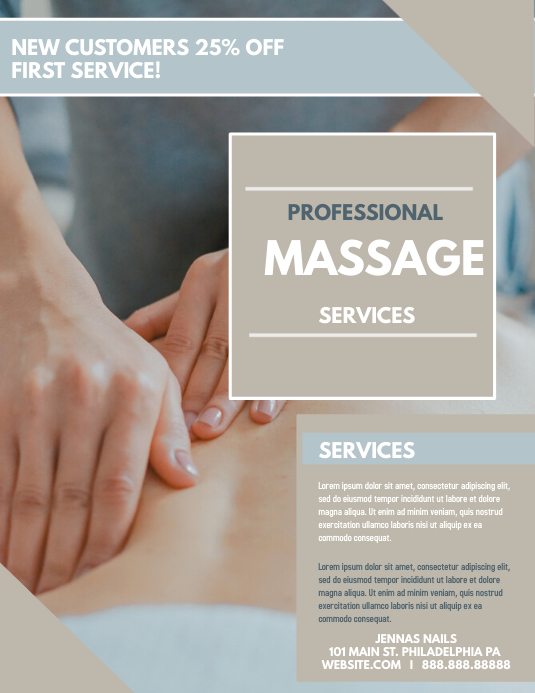 Professional Massage