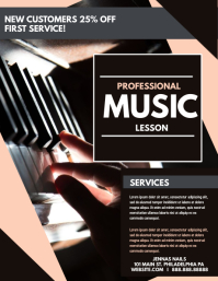 Professional Music Lesson