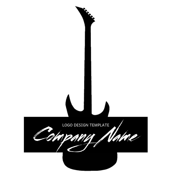 Professional Music Logo Template