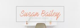 Professional Profile Elegant Tumblr Banner Template