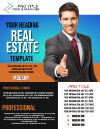 PROFESSIONAL REALTOR AD FLYER TEMPLATE
