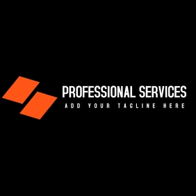 professional services design template
