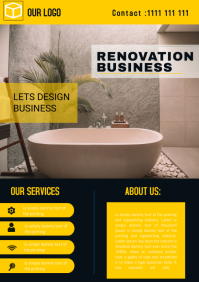 PROFESSIONAL SERVICES FLYER TEMPLATE