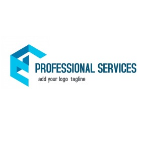Professional services logo template