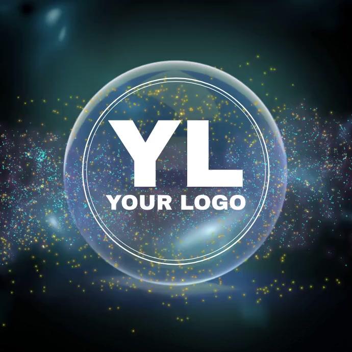 PROFESSIONAL VIDEO LOGO TEMPLATE 徽标