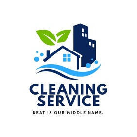 Professionals Cleaners Service Logo Логотип template