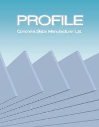 Profile - Concrete Slabs Manufacturer Ltd.