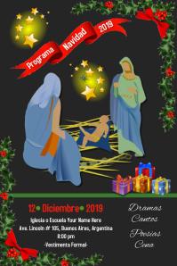 Programa Navidad/Christmas Program/school