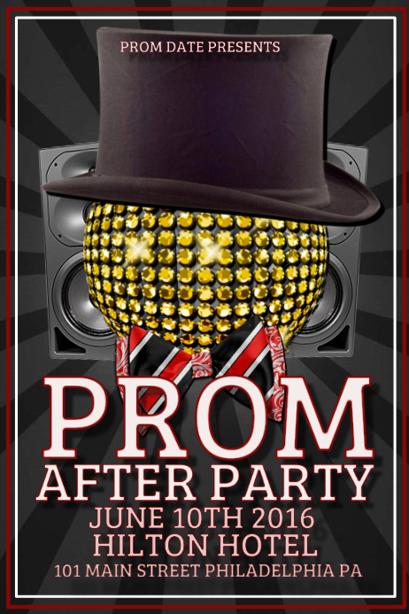 prom flyers template ecza productoseb co