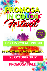 promosa in color fest