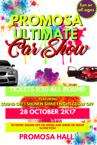 PROMOSAS ULTIMATE CAR SHOW