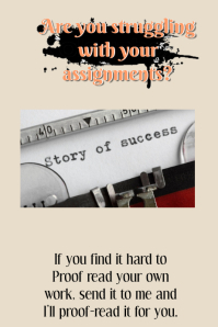 Promotional Poster - Story of Success