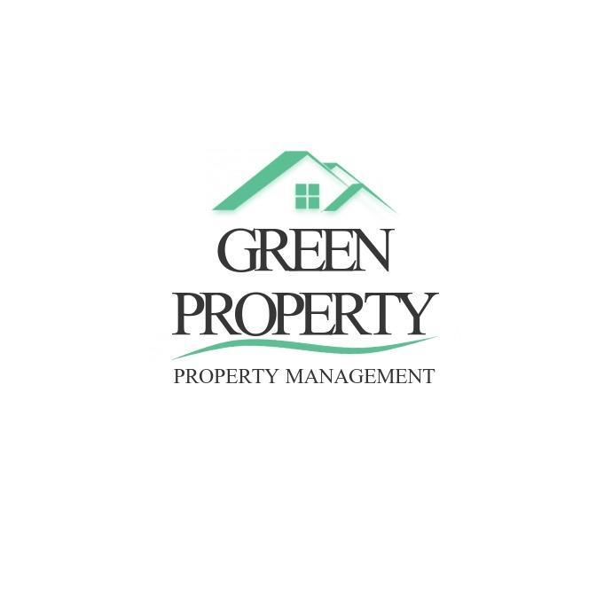 Property Management Logo template