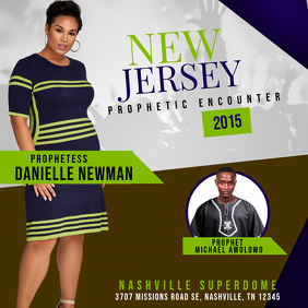 Prophetic Encounter