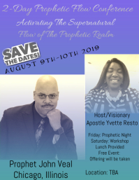 Prophetic Flow Conference