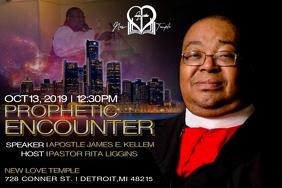 Prophetic Flyer
