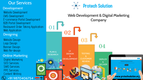 Protech Solution | Business flyer