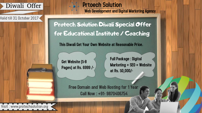 Protech Solution| Diwali Offer